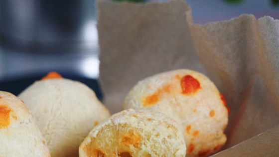 Photo of Air Fryer Pao de Queijo by Buckwheat Queen