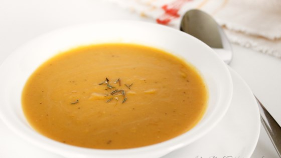 Photo of Best Butternut Squash Soup Ever by Chester