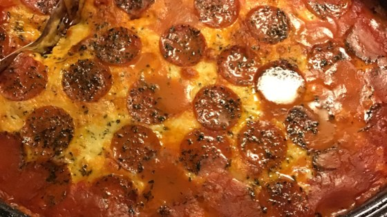 Photo of Pizza Spaghetti Casserole by Mark Adams