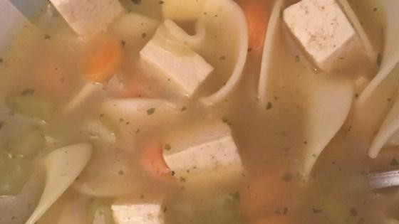 Photo of Sarah's Tofu Noodle Soup by Sarah Dipity