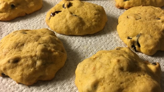 Photo of Cranberry-Pumpkin Cookies by Lucy Randall