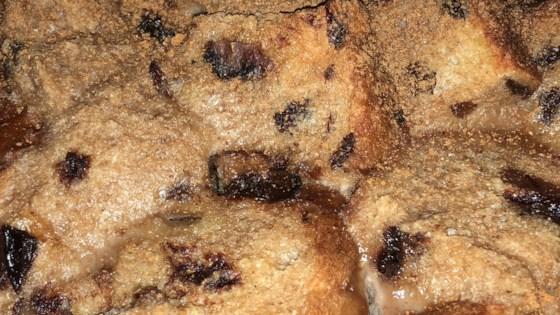 Photo of Raisin Bread Pudding I by Monica