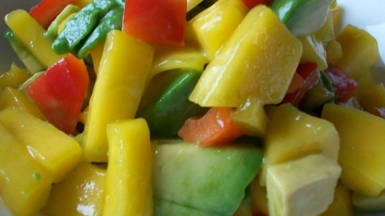 Photo of Avocado-Mango Salsa by julie