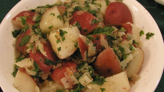 Photo of Parsley Potatoes by Hallie Guilfoyle