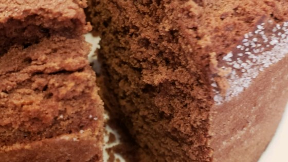 Photo of Best Chocolate-Cream Cheese Pound Cake by kassidee