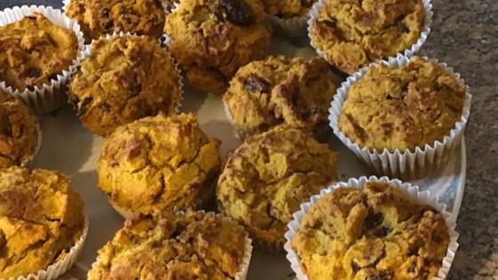 Photo of Gluten-Free Pumpkin Muffins  by Michele F. (DragonflizDream)
