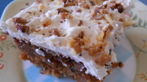 Photo of Grandma's Carrot Cake by heybejay