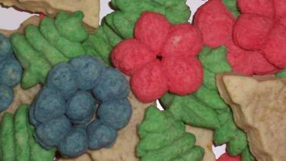 Photo of Sweet Butter Cookies by Joyce Newhard