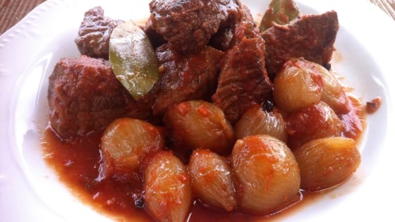 Photo of Beef Stifado in the Slow Cooker by waz71