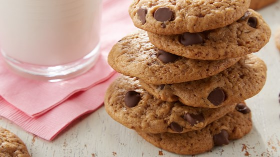 Photo of Easy Vegan Chocolate Chip Cookies by Almond Breeze