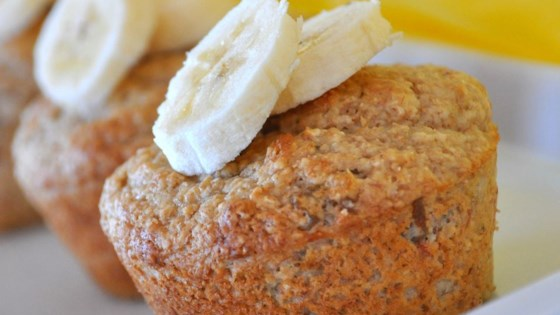 Photo of Whole Grain Banana Muffins by caetb