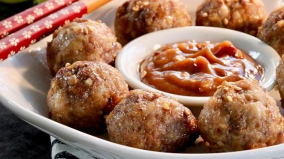 Photo of Bulgogi Meatballs by Peggy Oliver