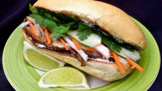Photo of Vegetable Banh Mi by Bibi