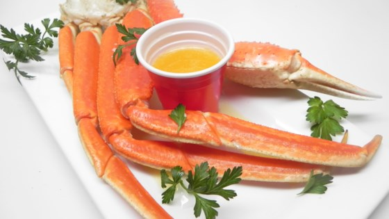 Photo of Instant Pot® Simple Steamed Crab Legs by Soup Loving Nicole
