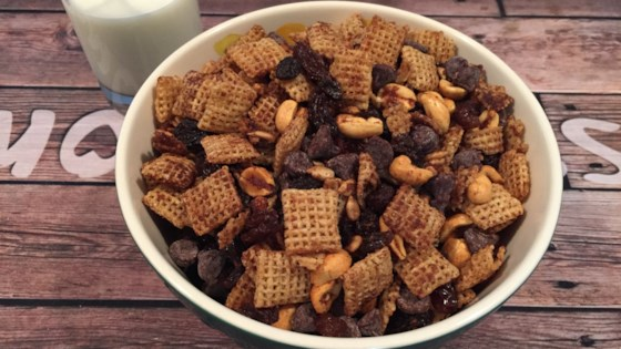 Photo of Gluten-Free Chex® Mix with Cinnamon and Pumpkin Spice  by tcasa