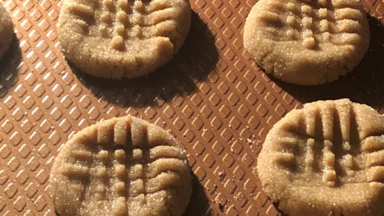 Photo of Peanut Butter Cookies IV by Linda White