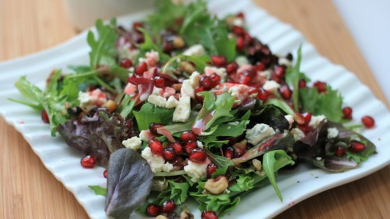 Photo of Christmas Pomegranate Salad by Karyn Ulriksen
