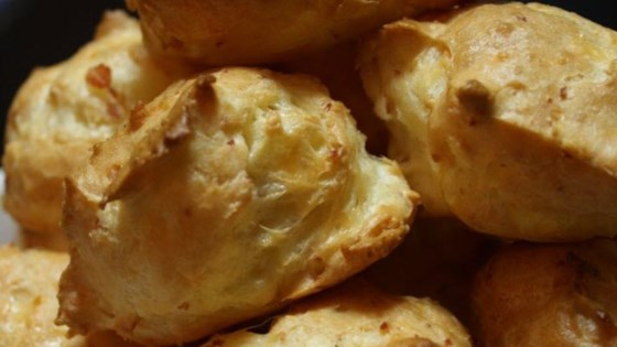 Photo of Gougeres with Ham by Aeroz