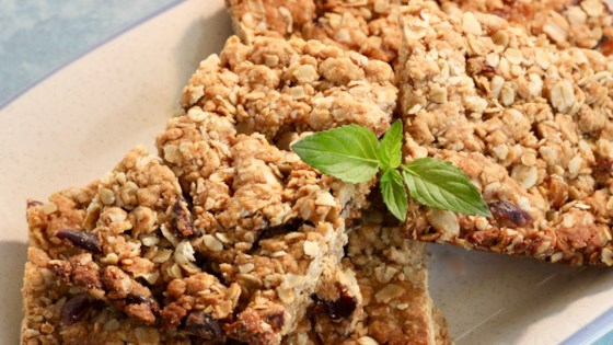 Photo of Low-Sugar Peanut Butter Granola Bars by Steven Lee Beatty