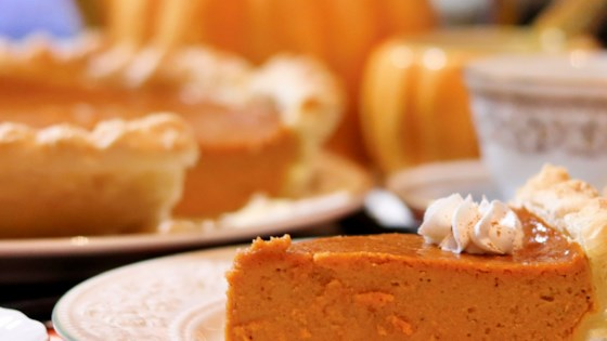 Photo of Perfect Pumpkin Pie by Eagle brand