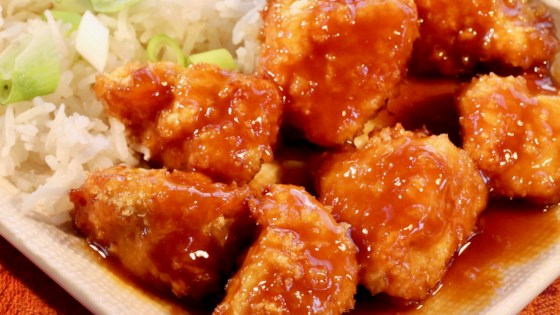 Photo of Skinny Orange Chicken by MoryLee