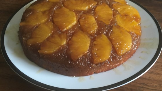 Chef John's Pineapple Upside-Down Cake Recipe