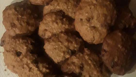 Photo of Mom's Raisin Oatmeal Cookies by Sassy Squirrel