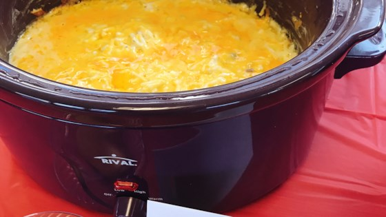 Photo of Slow Cooker Cheesy Hash Brown Potatoes by KHardy