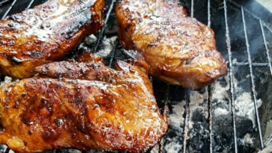 Photo of Grilled Pork Loin Chops by ScorpioGG