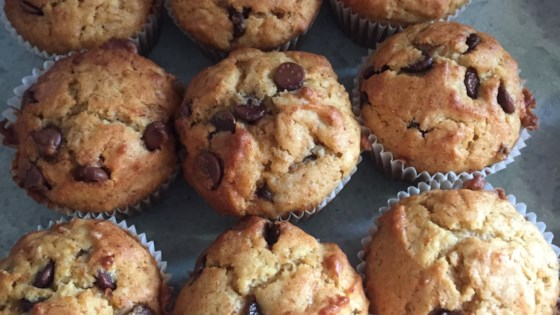 Photo of Pumpkin Chip Muffins by FRANNYJ