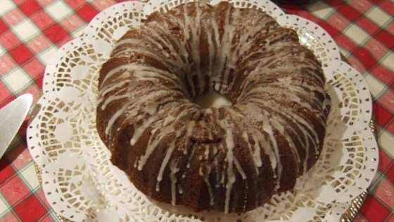 Photo of Apricot Brandy Cake by MYKIDSMOM