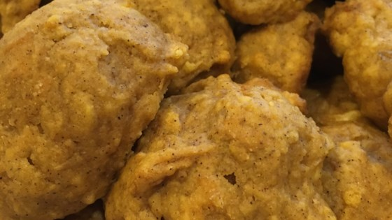 Photo of Vegan Pumpkin Cookies by lufthexe