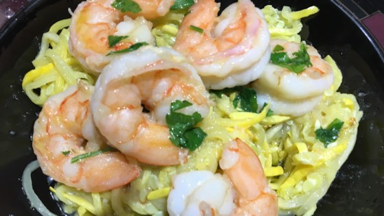 Photo of Keto Shrimp Scampi with Broccoli Noodles by Soup Loving Nicole