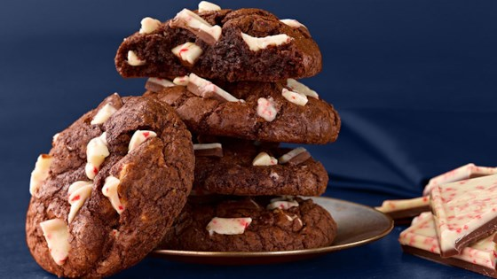 Photo of Ghirardelli Chocolate Peppermint Cookie by Ghirardelli