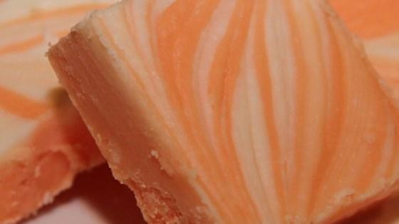 Photo of Orange Cream Fudge by Betty from Ohio