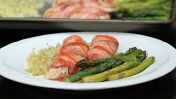 Photo of Keto Sheet Pan Chicken Dinner by France C