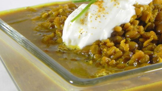 Photo of Chorizo and Lentil Stew by Spiderwoman77