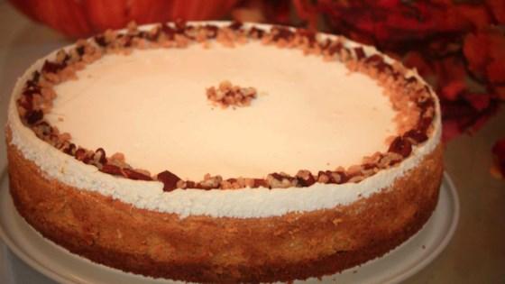 Photo of Pumpkin Pecan Cheesecake by JJOHN32