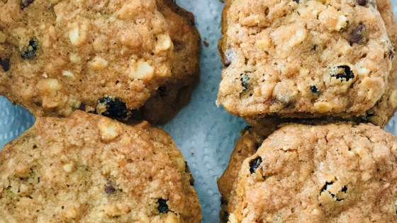 Photo of Sunflower Oatmeal Cookies by TOYBEME