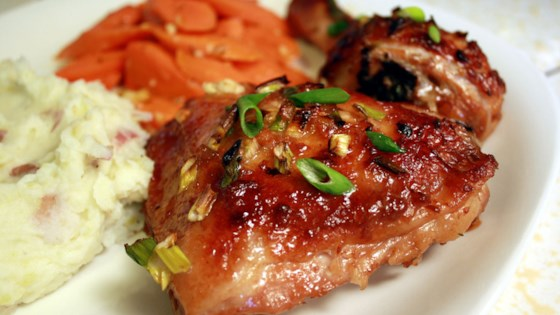Baked Asian Style Honey Chicken Recipe Allrecipes