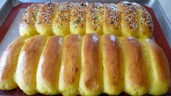 Photo of Pumpkin Sandwich Rolls by Gremolata