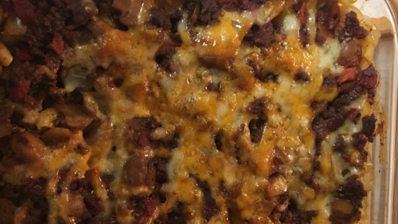 Photo of Ground Beef Casserole by Christine Foley Wanner