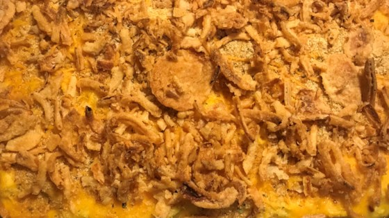 Photo of Squash Casserole II by Michelle