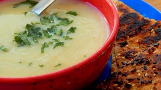 Photo of Cream of Parsnip Soup by Lili-So