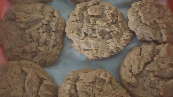 Photo of Yummy Chocolate Peanut Butter Cookies by COCONUTSTEVE