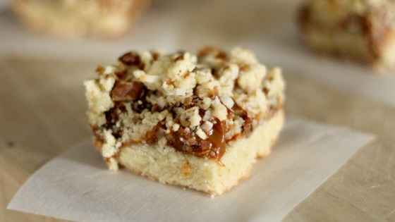 Photo of Dulce De Leche Bars by Cori