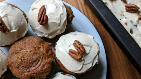 Photo of Healthier Carrot Cake III by MakeItHealthy