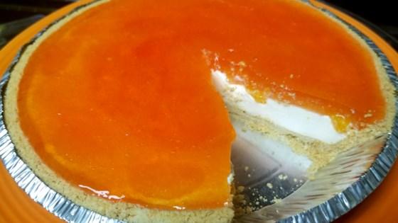 Photo of Sparkling Orange Cream Pie by RainbowJewels