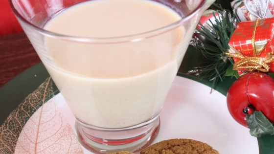 Gingerbread Cocktail Recipe