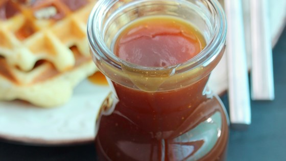 Photo of Apple Cider Syrup by Buckwheat Queen